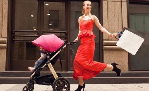 Pouch婴儿推车:拼的就是轻便,全罩遮阳呵护宝宝肌肤