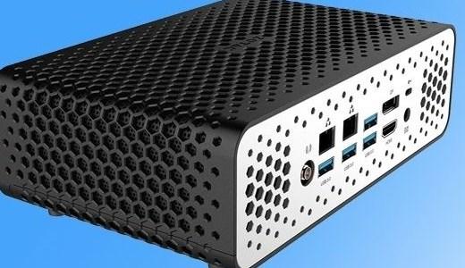 索泰CES将发布两款电脑,双千兆网口+零噪音