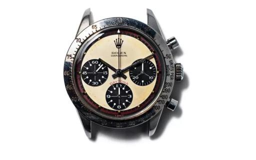 """史上最贵不锈钢腕表,竟是块没有表带的""""破表"""""""