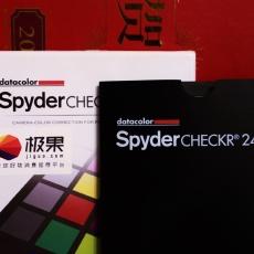 隨身色彩校正工具,買了就讓你來到攝影人的C位——Datacolor spydercheckr 24色卡