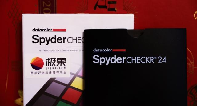 随身色彩校正工具,买了就让你来到摄影人的C位——Datacolor spydercheckr 24色卡