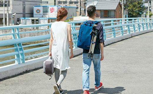宜丽客户外摄影包:科技背垫负重不累,舒适收纳还能防盗