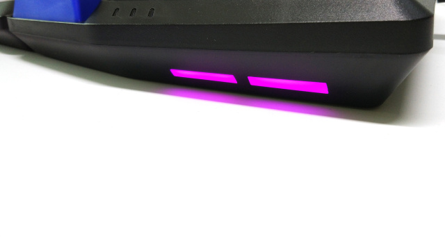 自主机械轴,单手设计却不失性能——雷柏V550游戏键盘