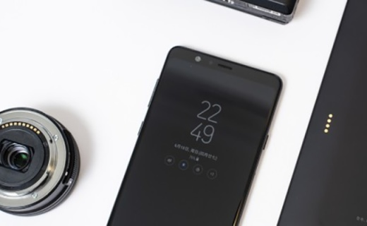 全视直面屏幕,AI加持美拍,Galaxy A9 Star手机体验
