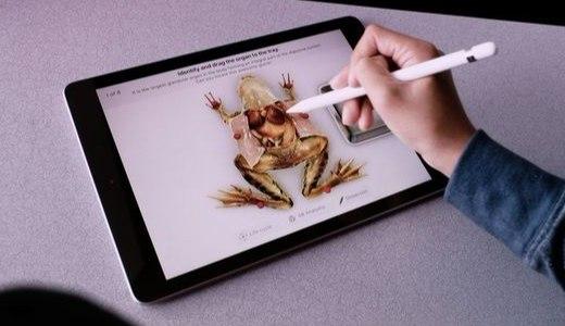 苹果发布全新iPad:支持Apple Pencil,2588元起售!