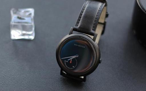 无需充电的高颜值腕表,还能智能感应开门 — 优沃绮(YO-WATCH) shine轻智能手表体验