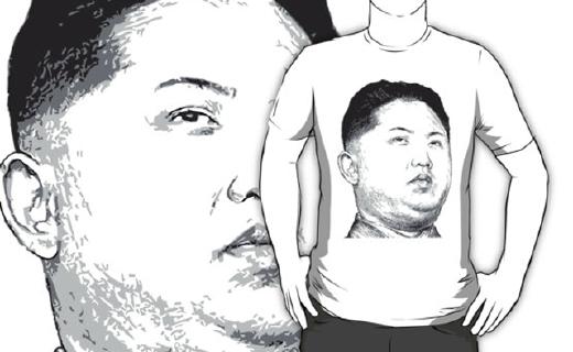 史上最放肆服装品牌,T恤公然印上金正恩