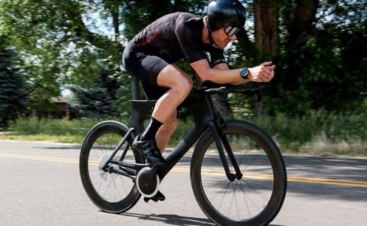 自行车也玩黑科技?没有链条还能骑得轻松飞快