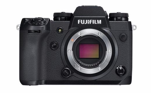 富士推APS-C画幅无反相机X-H1,视频摄影利器