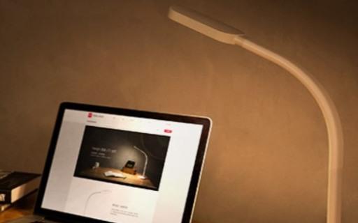 Yeelight灵动LED台灯:全角度灯臂,调光调色,光线柔和不伤眼