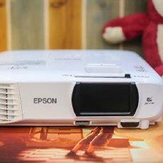 爱普生家用投影仪评测:让你在家享受大屏幕的震撼