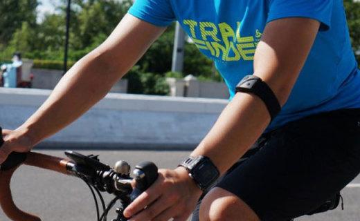 准确测心率方能合理运动,Scosche Rhythm24光电心率臂带评测