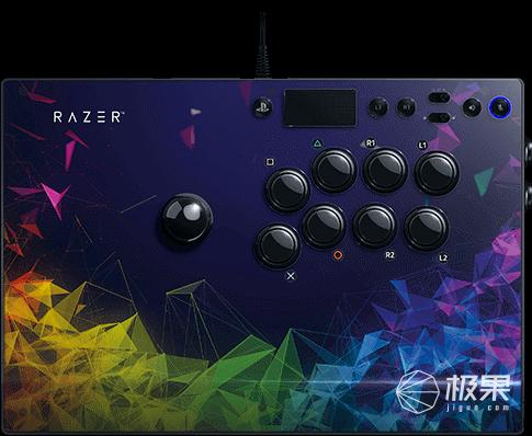 雷蛇PS4配件:信仰游戏摇杆,随时享受发烧级体验!
