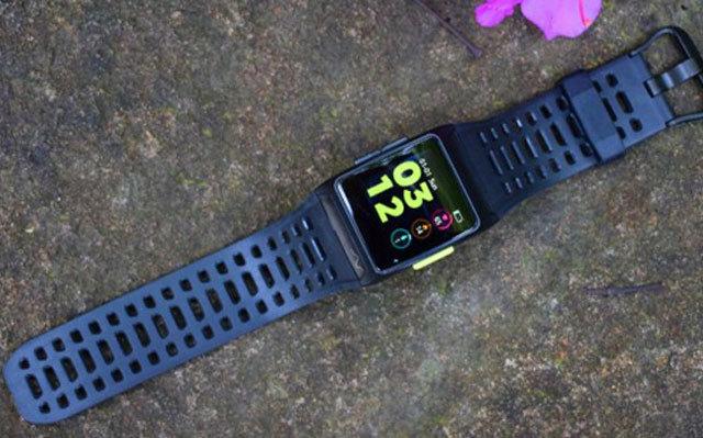 运动爱好者的福音,价格亲民的运动手表来了 — 埃微iWOWN能量运动手表P1体验