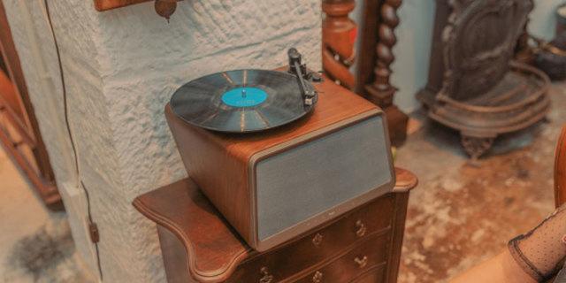 嘿哟黑胶唱片一体机评测,让你细品黑胶音乐的魅力