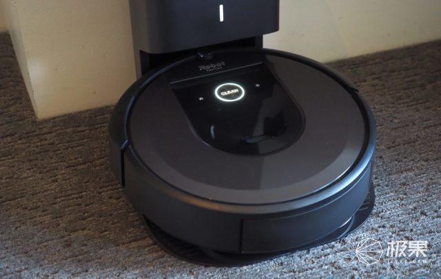自动倒垃圾的扫地机器人,自给自足干一个月,还能自己充电