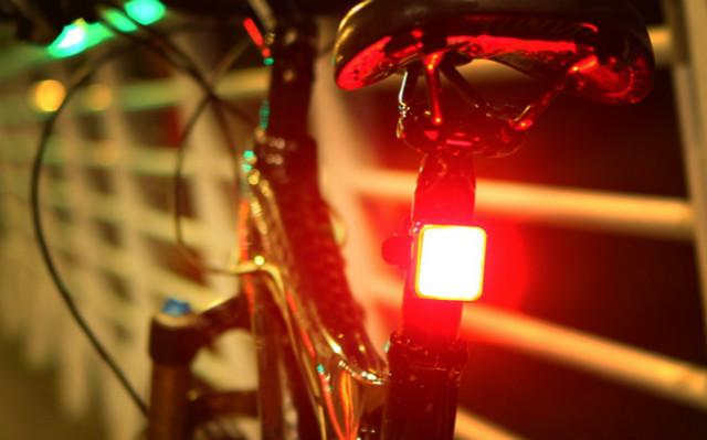 180度全面预警,迈极炫 Seemee 60 自行车尾灯评测