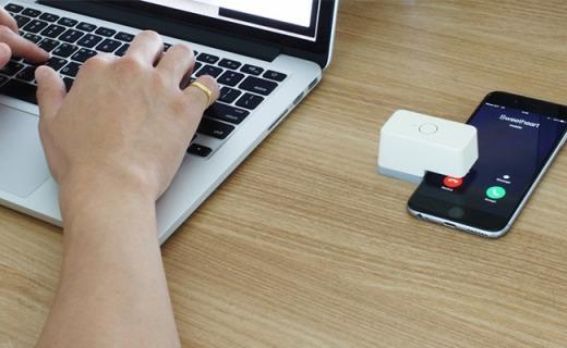 能代替你手指的智能点按器,老家电也能远程遥控