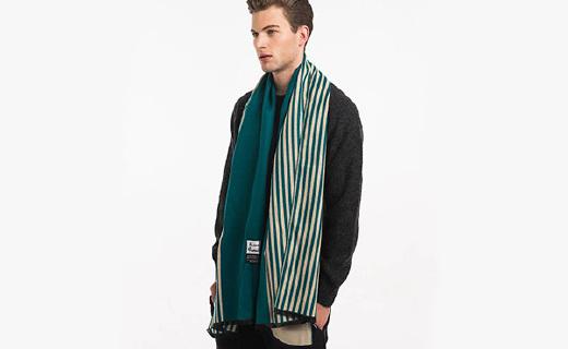 RASENFAMILY针织围巾:面料柔软亲肤,款式大方时尚
