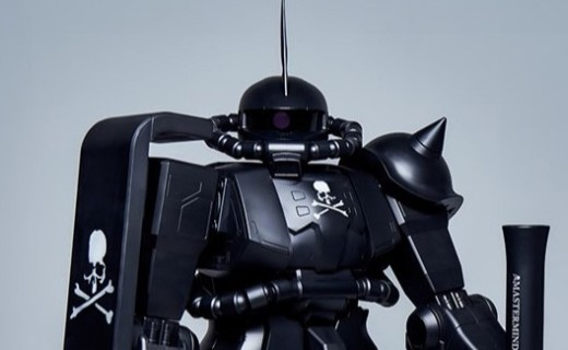 mastermind x 高达联名发布:巨型扎古来了!