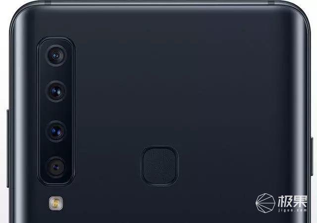 三星GalaxyA9发布,全球首款后置四摄手机,售价5000