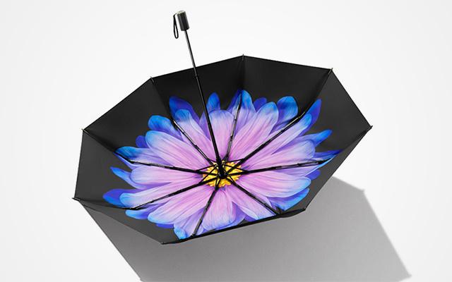BANANA UNDER蕉下琉璃小黑伞