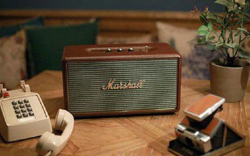 Beats太土、索大法略宅,来看看逼格爆表Marshall复古音箱