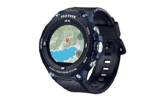 卡西欧Pro Trek运动智能手表:防水防摔,售2500