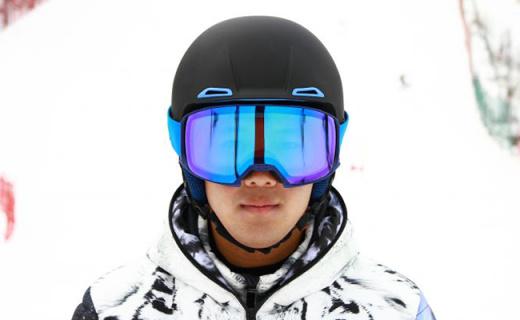 UVEX Craxx滑雪镜:双层柱面镜片视野开阔,防眩光涂层防紫外线