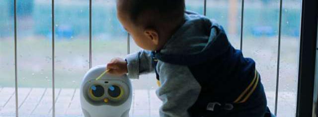卢卡阅读机器人,培养孩子阅读习惯的小助手   视频