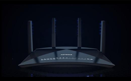 Netgear新款路由器,7.2GB传输速度超稳定