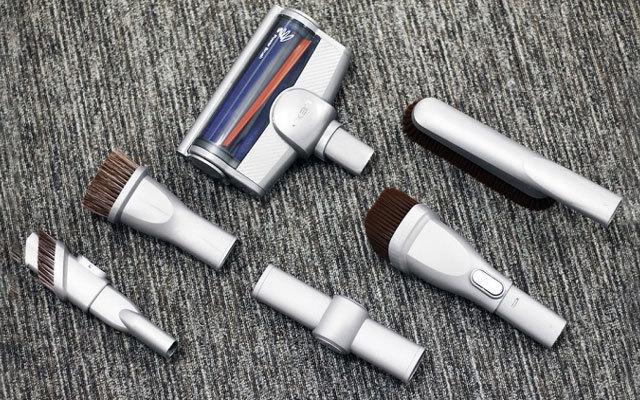 莱克魔洁 M85 Plus吸尘器测评,配件丰富,让你轻松应对各种场景