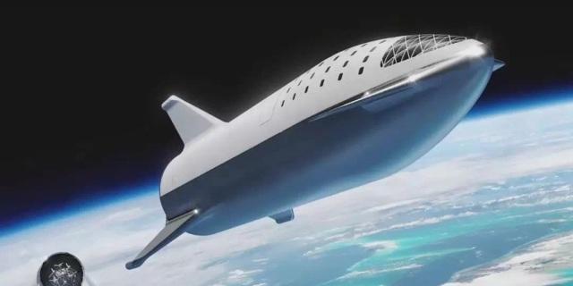 马斯克巨型星际飞船曝光!月球火星随便玩,降落方式太恐怖瞬间送命?