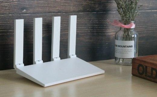 华为路由WS5200增强版评测:可收纳设计,不惧隔墙,信号强劲!