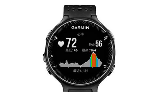Garmin推出跑步神器Forerunner230Lite 售价1380元
