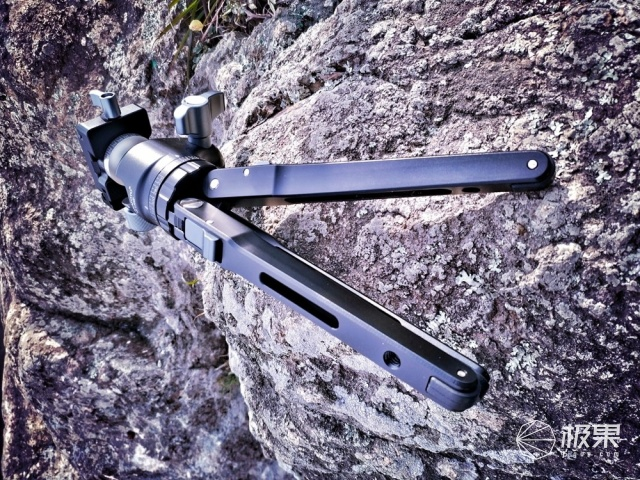 矿泉水瓶大小的三脚架,却是我户外拍摄利器—KAKAFOTOKTK-T02A迷你三脚架体验
