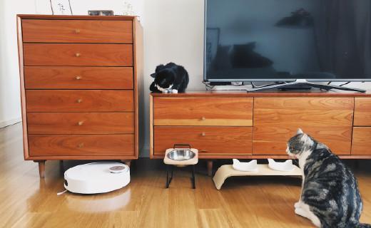 360扫地机器人体验,把家打造成自己最喜欢的样子 | 视频