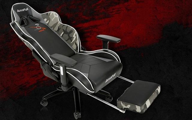 能坐能躺,这电竞专用椅让你游戏一天都不累 — 傲风 吃鸡电竞椅体验 | 视频
