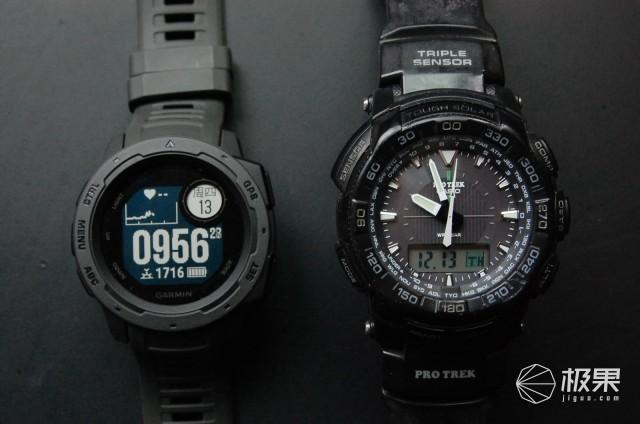这才是我眼中最好的户外智能手表—军规级制作,佳明Instinct智能手表评测
