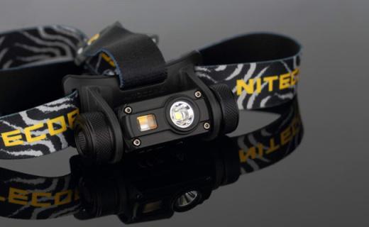 多光源长续航小头灯,解放双手户外夜跑必备 — NITECORE 奈特科尔 HC65户外头灯评测