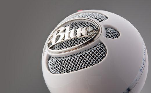 Blue Microphones ICE麦克风:心形指向录制,声音饱满不失真