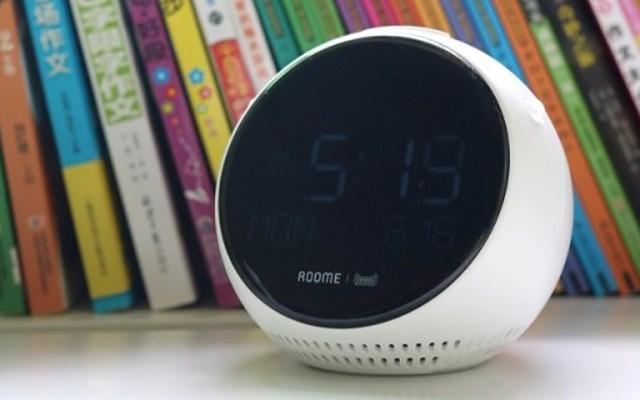 时间去哪儿了?时间就在小易的掌控之间 - ROOME 室友小易智能闹钟体验