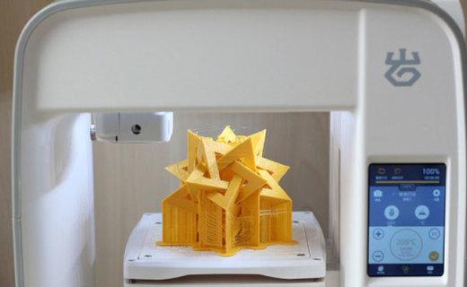 好玩超过吃鸡推塔,岩智能3D打印机测评