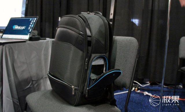 CES2019展会亮相:Targus发布无线充电背包,技术简单价格扎心