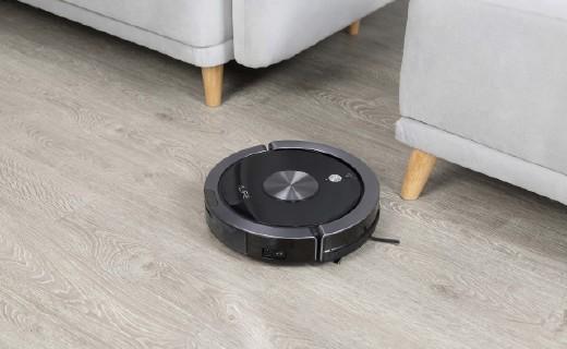 ILIFE智意天耀X800扫地机器人:震动水箱+视觉导航,黑科技满满洁净力MAX!