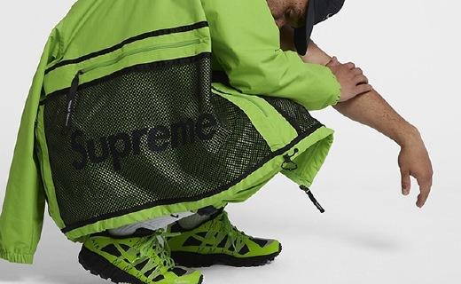 又来组团圈钱了!Nike x Supreme 2017系列发布