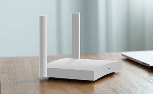 魅族路由器:网速翻倍能穿墙,连接APP乐享智能生活