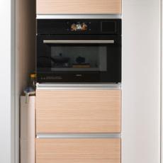 小厨房全能烹饪神器!老板触屏式蒸烤一体机 C906 评测