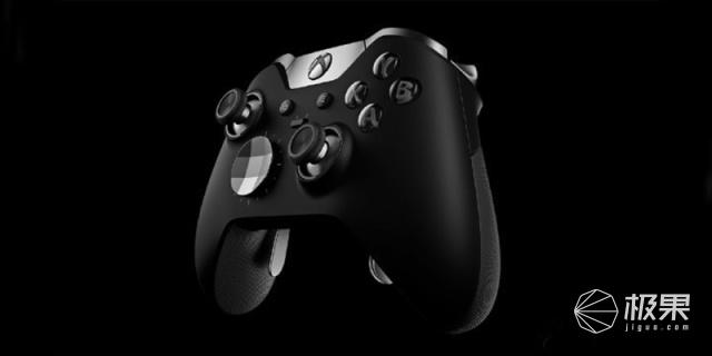 微软(Microsoft)Elite游戏手柄