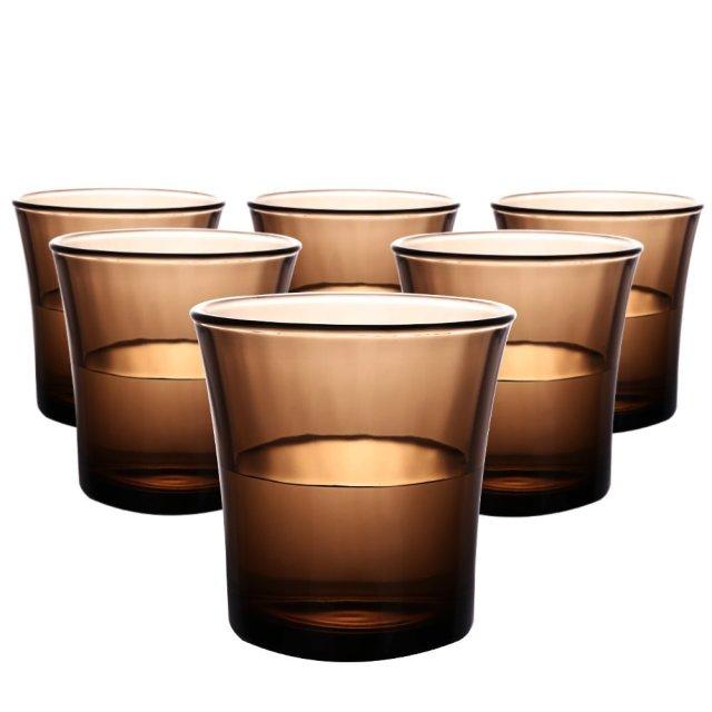多莱斯(DURALEX)6只装210ml水杯